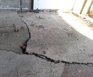 Low Spots & Sunken Concrete