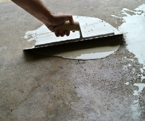 Pitted & Spalled Concrete