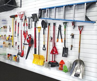 Ottawa Garage Wall Organizational Systems Garage Perfect