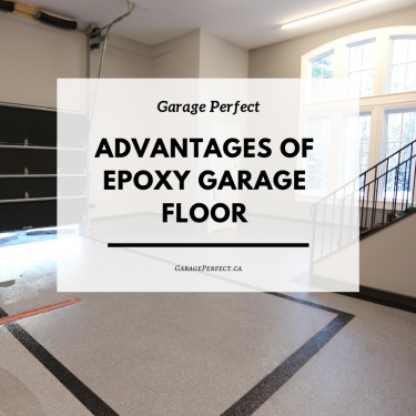 Advantages Epoxy Garage Floor