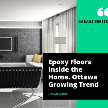 Polished Concrete Interior Design Trend