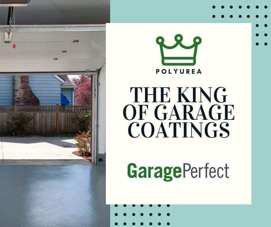 Polyurea The King Of Garage Coatings